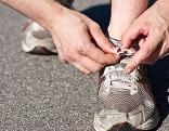 Läufer, Joggen, Laufschuhe
