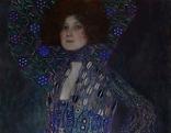 Gustav Klimt Porträt Emilie Flöge