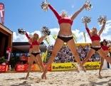 Beachvolleyball Szene