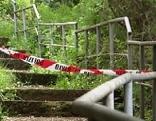 Tatort Treppe in Triest