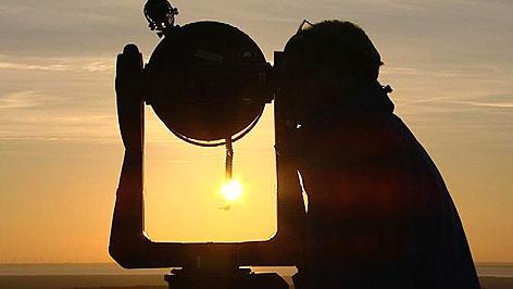 Beobachter des Venustransits