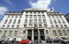 Bank Austria Zentrale Schottengasse