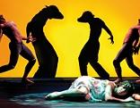 Tanzszene Shadowland