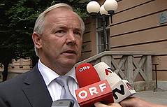 Landeshauptmann Gerhard Dörfler