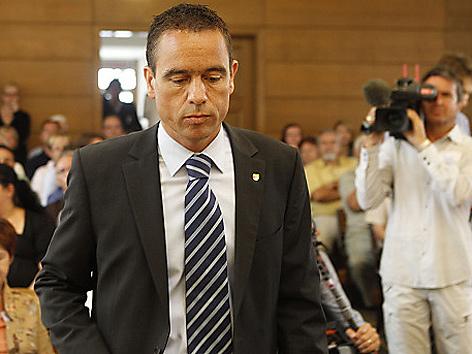 Uwe Scheuch Prozess Landesgericht Klagenfurt