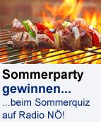 Sommerparty gewinnen!