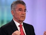 Bundespräsident Heinz Fischer in der ORF-Pressestunde