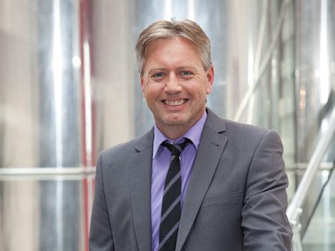 Mitarbeiter ORF Vorarlberg Gerd Endrich