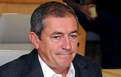 Bürgermeister HEinz SChaden SPÖ