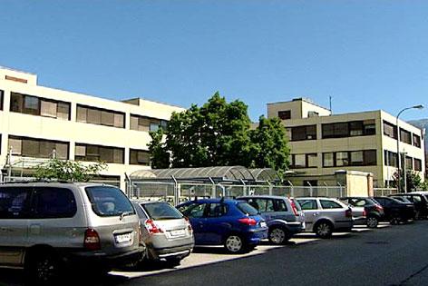 Moser Holding - vielleicht künftiges Sicherheitszentrum in Innsbruck