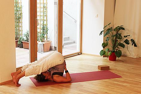 Der yogi f rs wohnzimmer wien for Yoga wohnzimmer langenzersdorf