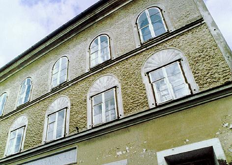 Adolf Hitler Geburtshaus