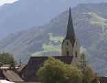 Die Kirche von Puch (Tennengau)