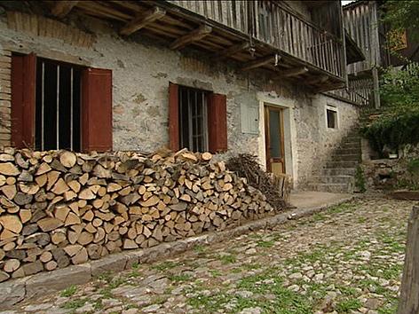 Altes Haus Voltois Carnia