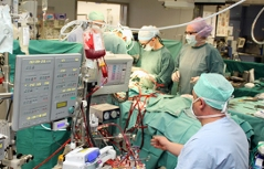 Herzoperation an der Klinik Innsbruck