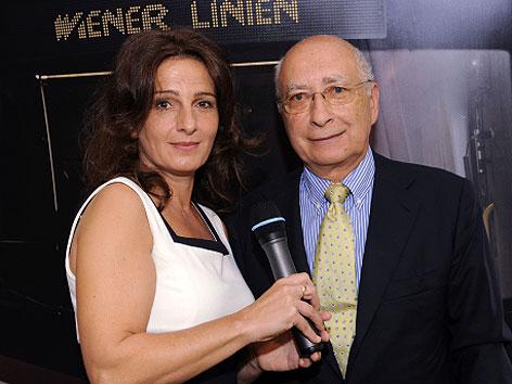 Neue Öffi-Stimme Angela Schneider