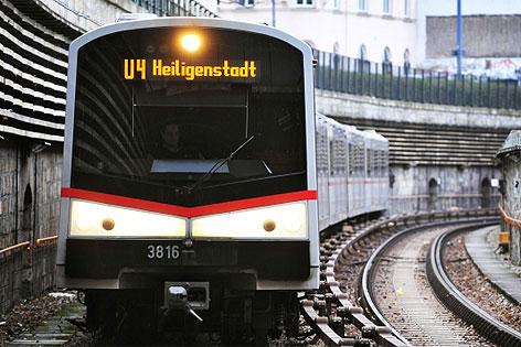 Zug der U4