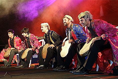 "The Alaev Family: ""Buchara Groove"""