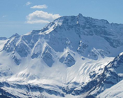 Bergsteigen Klimawandel Gletscher Alpenhauptkamm Rauris Gipfel Alpen Skitour Rauriser Sonnblick Kolm Saigurn