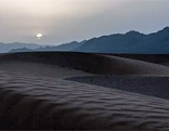 Wüste Sahara Sonnenaufgang