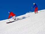 Skifahren Ski Winter Urlaub