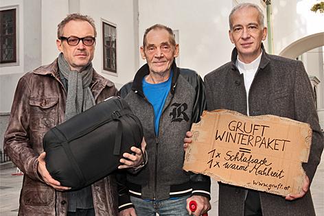 """Das """"Gruft-Winterpaket"""""""