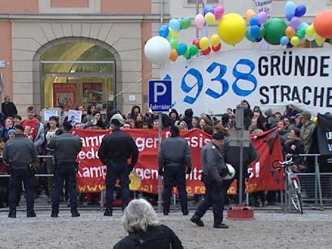 FPÖ Graz Wahl Finale