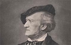Richard Wagner Bild