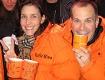ORF Wien-Mitarbeiter schenken Punsch für Licht ins Dunkel aus