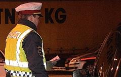 Alkohol Razzia Polizei Kontrolle Alkotest