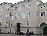 Der Chiemseehof, Sitz der Salzburger Landesregierung