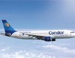 Flugzeug der Linie Condor