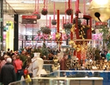 Weihnachtseinkauf im Murpark