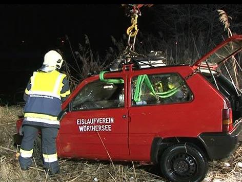 Auto Aichwaldsee