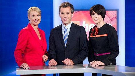 Elisabeth Pauer, Martin Ganster, Melanie Balaskovics