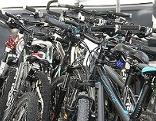 gestohlene Fahrräder