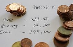 Pension, Pensionskonto