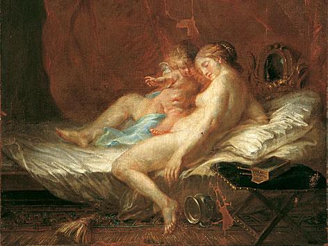 Martin Johann Schmidt Venus und Amor 1788