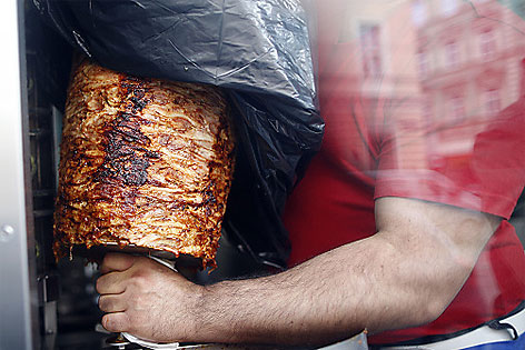 Kebabspieß