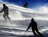 Skifahren neutral
