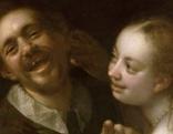 Hans von Aachen: Scherzendes Paar