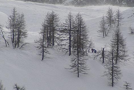 Glöcklerin Obertauern Lawinensituation Schnee Meteorologen