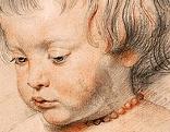 Rubens-Zeichnung