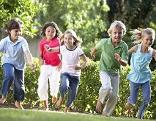 Kinder Bewegung Sport