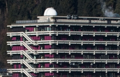 Gebäude der technischen Fakultät Innsbruck