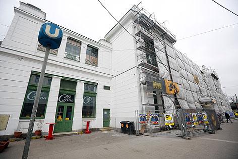Stationsgebäude Josefstädter Straße