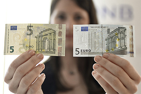 5-Euro-Banknote