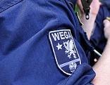 Beamte der Wiener Einsatzgruppe Alarmabteilung (WEGA)