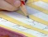 Volksschule Schreiben