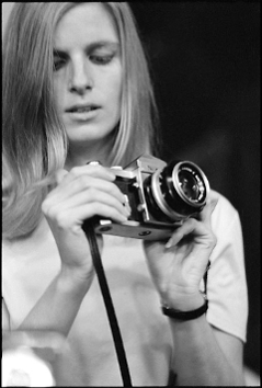 Linda McCartney, London